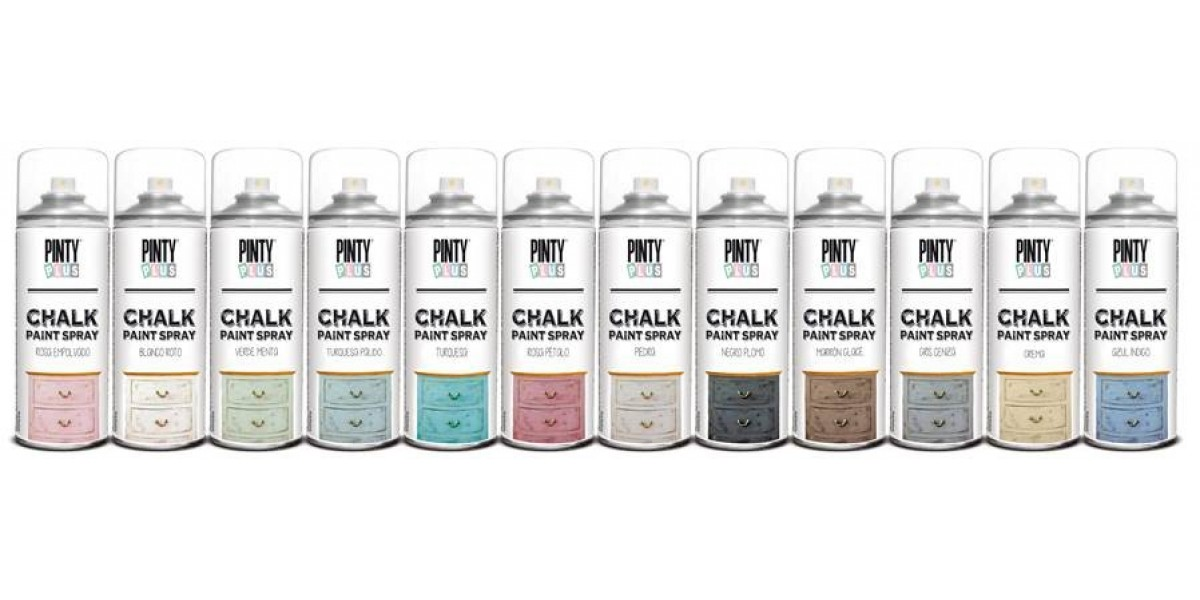 Chalk Finish Spray Paint1